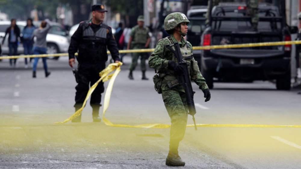 inseguridad en México aumenta